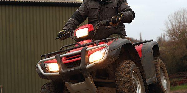 Persistent thieves target high-value quad bikes