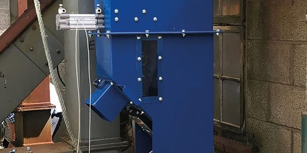 Special monitoring system checks grain moisture