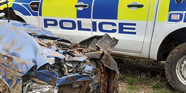We will crush your vehicles, police tell hare-coursers