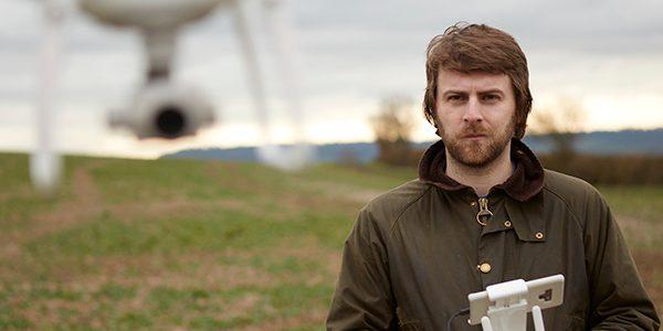 Drone app speeds up crop-walking