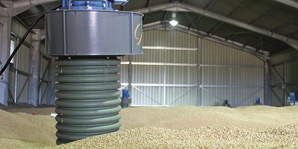Pedestal fan systems increasingly popular for cooling grain