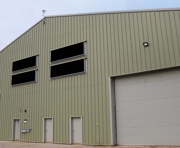 Storage facility maintains crop quality throughout season