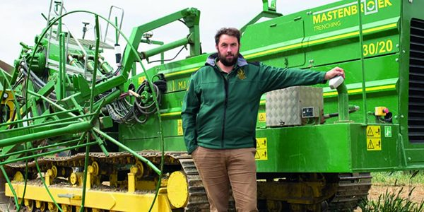 Drainage plan boosts yields and reduces blackgrass