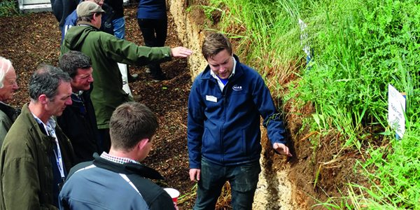 Farmers to be paid up to £70/ha for healthier soils