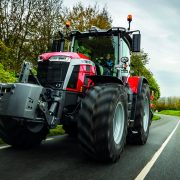 Boom time for tractor sales