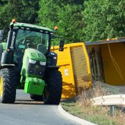 Safety plea after 41 people killed in farm accidents