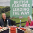 Back British farmers at home and abroad, government told